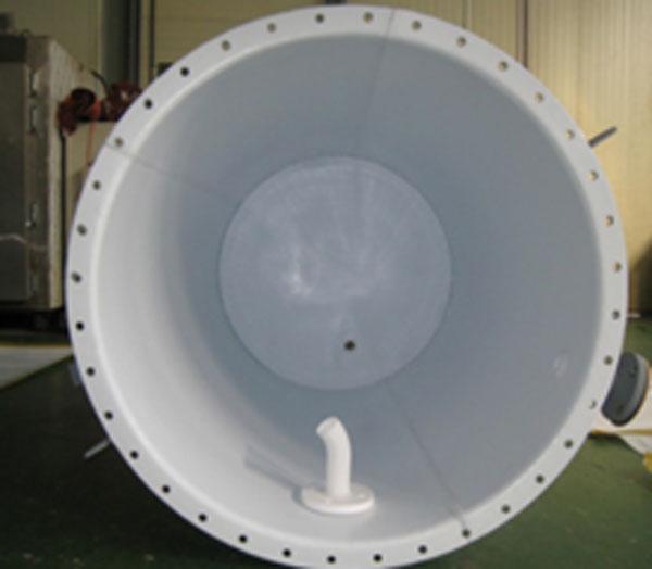 衬PTFE衬氟容器设备
